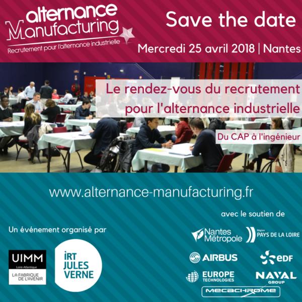 Alternance Manufacturing : recruter efficacement vos alternants - (44)