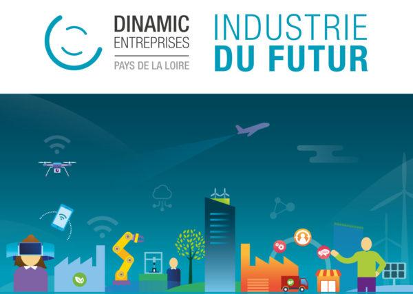 Dispositif d'accompagnement DINAMIC Entreprises : Lancement du module Industrie du Futur