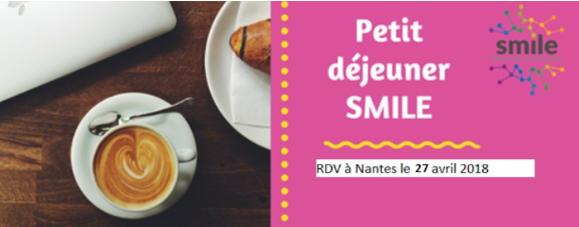 Petit-déjeuner SMILE : Présentation PRIDE - (44)