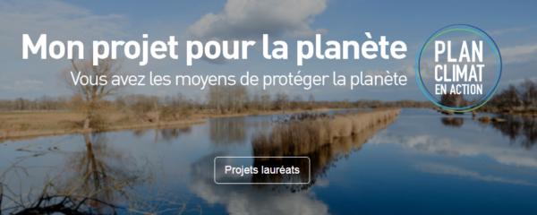 """Découvrez les lauréats de """"Mon projet pour la planète"""" des Pays de la Loire"""