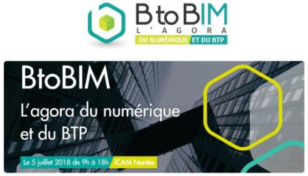 3eme édition Salon BtoBIM - (44)
