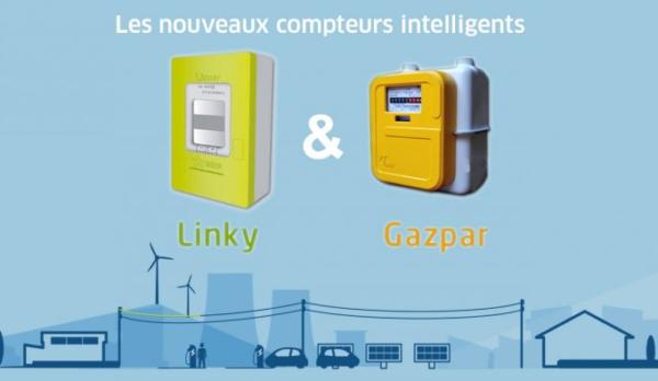 Les bénéfices des compteurs communicants : Linky et Gazpar