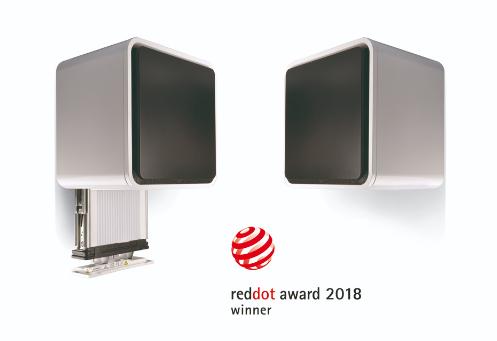 Découvrez la VMI® URBAN primée du Concours International RED DOT