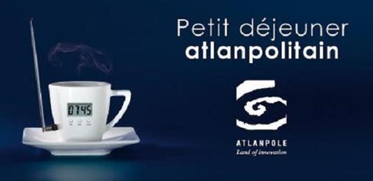 """Pétit déjeuner Atlanpolitain """"Ces start-ups qui veulent Changer le Monde"""" - (44)"""