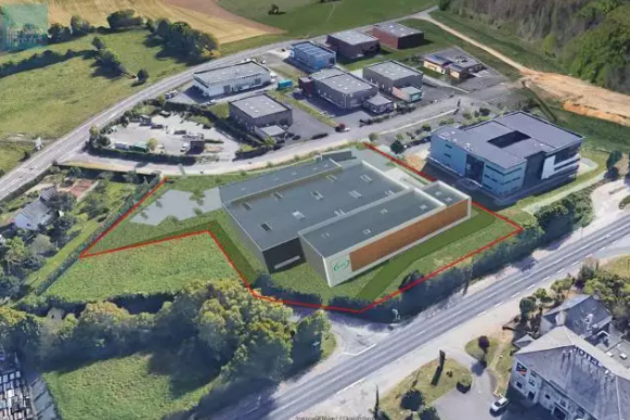 Une nouvelle usine d'E4V à Sarthe