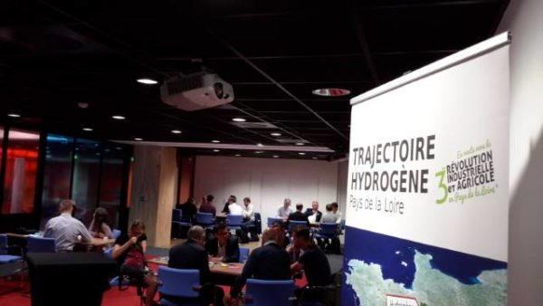 Les acteurs de projets hydrogènes sur le territoire ligérien se sont réunis à la CCI Nantes