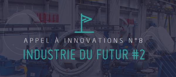 """[Appel à Solutions N°8] Résolutions """"Industrie du futur #2"""""""