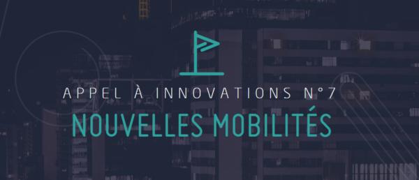 """[Appel à Solutions N°7] Résolutions """"Nouvelles Mobilités"""""""