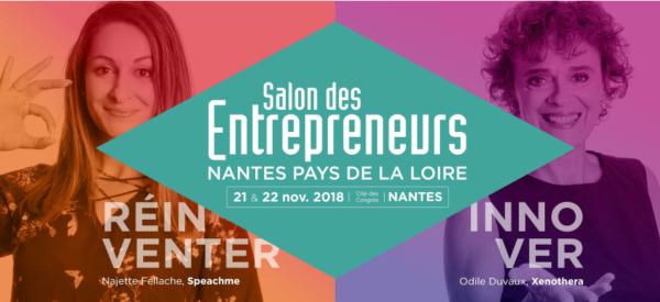 Salon des entrepreneurs Nantes Pays de la Loire - (44)