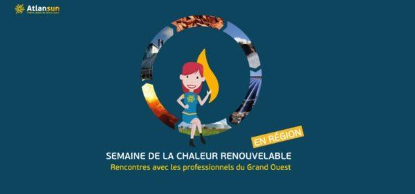 Semaine de la Chaleur Renouvelable : Rencontres avec les professionnels du Grand Ouest - (44)