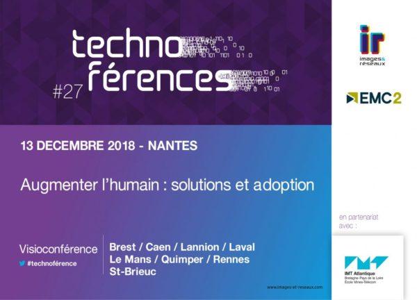 Technoférence #27 : Augmenter l'humain, solutions et adoption - (44)