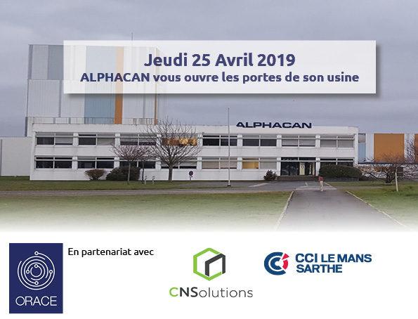 Visite Ste ALPHACAN : Optimisation énergétique et performance industrielle - (72)