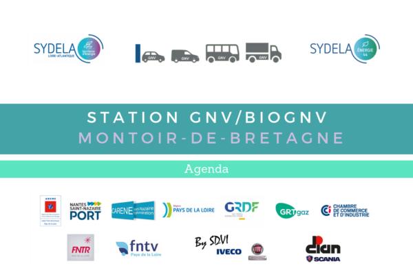 Future station GNV/BioGNV à Montoir-de-Bretagne - (44)