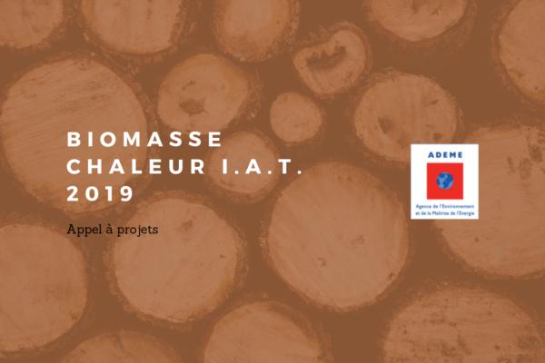 [Appel à projets] Biomasse Chaleur 2019