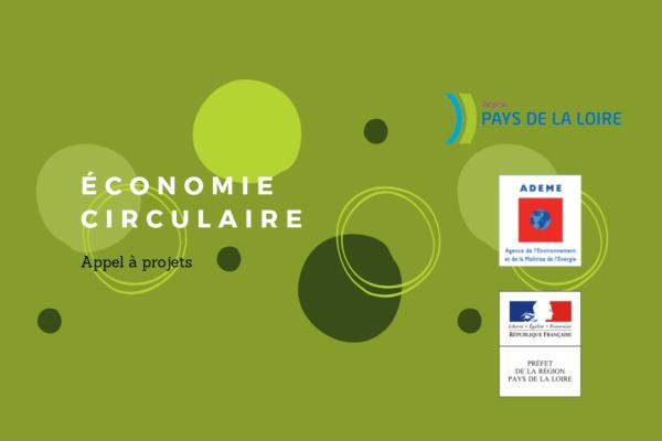 [Appels à projets] Economie circulaire 2019