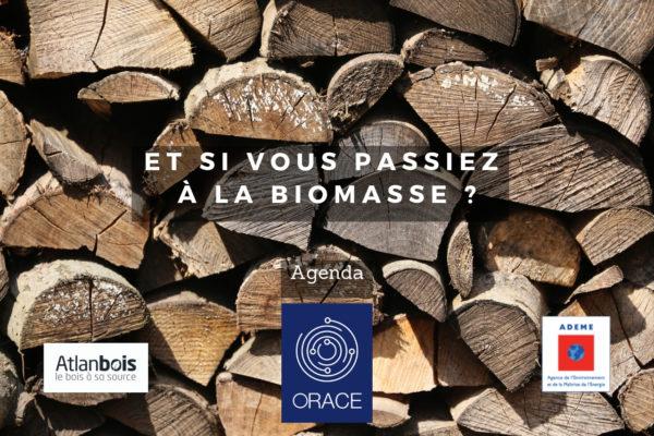 Et si vous passiez à la biomasse ? - (web-conférence)