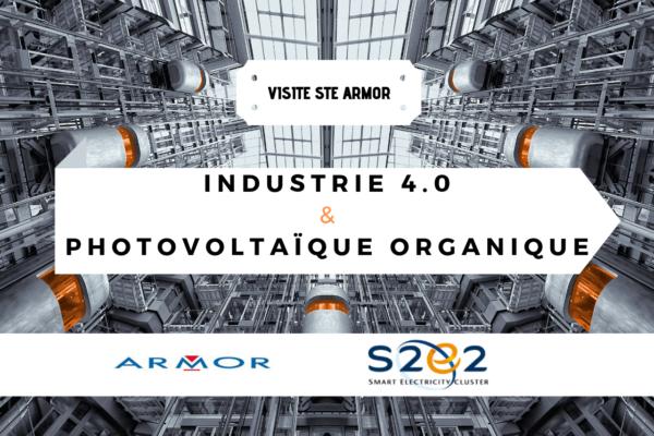 Groupe ARMOR, leader français du photovoltaïque, vous ouvre ses portes - (44)