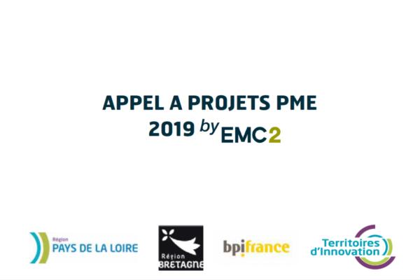 [Appel à projets] PME 2019 by EMC2