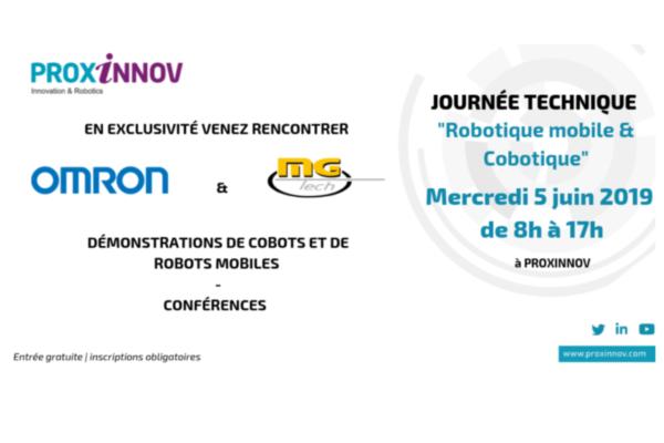 Robotique Mobile & Cobotique - (85)