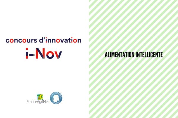 [Appel à projets] Concours d'innovation i-Nov (FranceAgriMer)