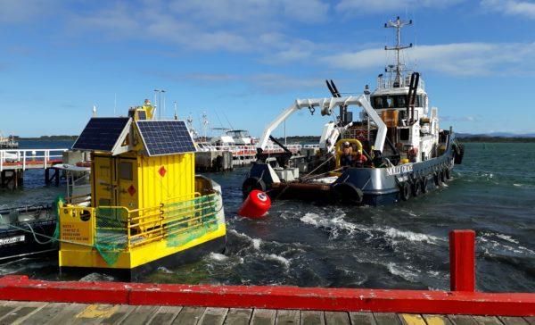 Akrocean responsable du parc éolien offshore Thor