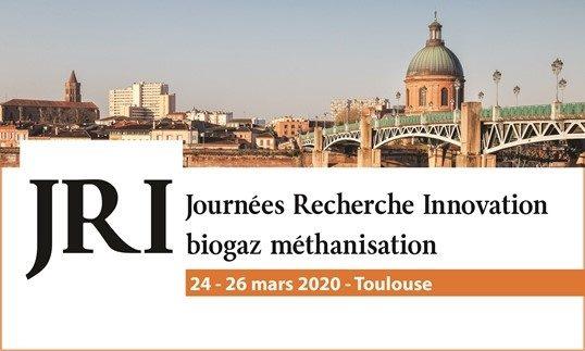 """Journées Recherche Innovation """"biogaz méthanisation"""" - (31)"""