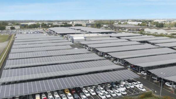Une centrale solaire inaugurée par Urbasolar et GCA
