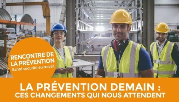 Rencontre de la prévention santé sécurité au travail - (49)