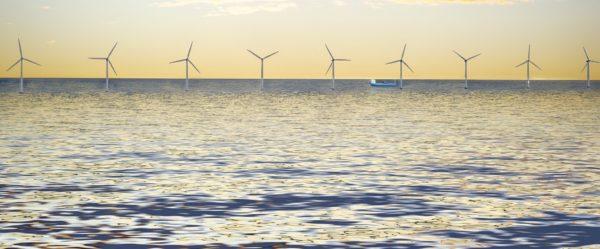 Changement d'actionnaires pour le parc éolien offshore de Saint-Nazaire.