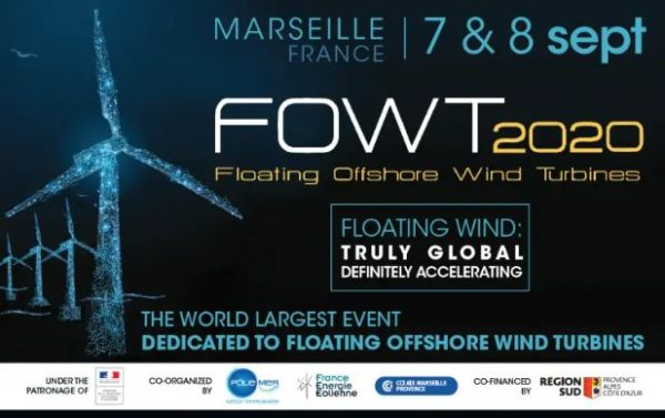 FOWT (Floating Offshore Wind Turbines) 2020 - (13)